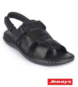 Men's Leather Cycle Sandal Shoe - 9233101