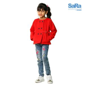 GIRLS JACKET || 19EKGJ5CB