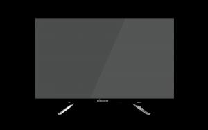 "LED TELEVISION 24"""