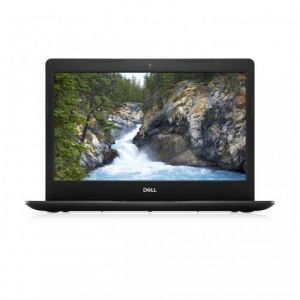 Dell Vostro 14-3491 10th Gen Intel Core i3 1005G1 (1.20GHz-3.40GHz, 4GB DDR4, 1TB HDD, No-ODD) 14 Inch HD (1366x768) Display, Linux, Black Notebook