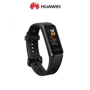 Huawei Band 4 Black #ADS-B29
