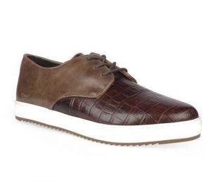 Men's Leather Pump Shoe - 9571102