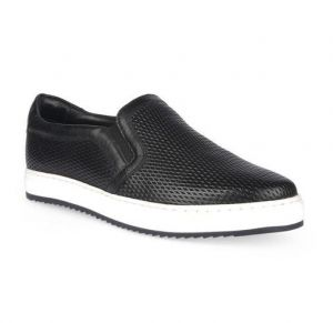Men's Black Sneakers - 9722101