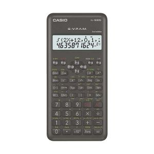 Casio FX-100MS-2 2nd Edition Scientific Calculator #C76B