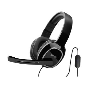 Edifier K815 Wired Black USB Over-Ear Gaming Headphone
