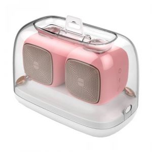 Edifier MP202 DUO 2:0 Multimedia Pink Bluetooth Speaker
