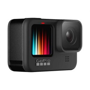 GoPro Hero9 20MP 5K Black Ultra HD Action Camera