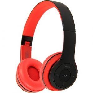 Havit H2575BT Black+Red Bluetooth Head Phone