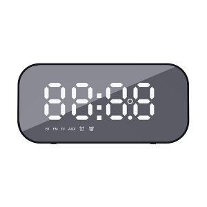 Havit M3 Alarm Clock Bluetooth Black Speaker