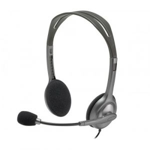 Logitech H110 Black Head Phone
