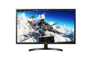 LG 32ML600M-B 32 Inch Full HD IPS LED Monitor with HDR 10