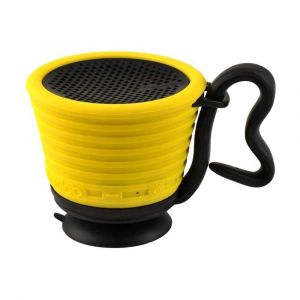 Microlab Magicup Portable Bluetooth Yellow Speaker