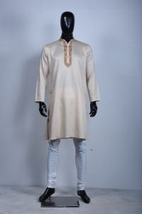 MEN'S COTTON PANJABI - PNJ-CT-LG-794