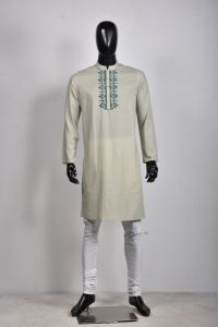 MEN'S COTTON PANJABI - PNJ-CT-LG-804