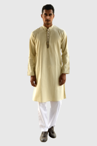 MEN'S COTTON PANJABI - PNJ-CT-LG-IP-777