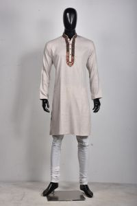 MEN'S COTTON PANJABI - PNJ-CT-LG-IP-784