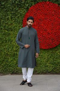 MEN'S SLIM FIT PANJABI - PNJ-CT-SF-624