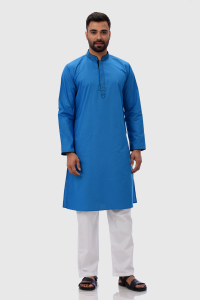 MEN'S COTTON PANJABI