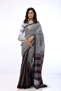 WOMEN'S HALF SILK SAREE