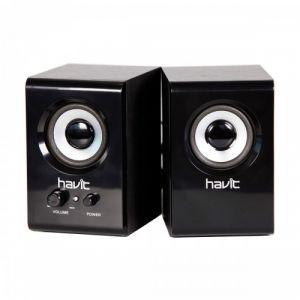 Havit SK490 USB AC Power Black Speaker