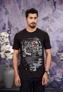 MEN'S T-SHIRT - TSRT-CT-GNT-HS-81