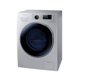 Samsung Front Loading Washer Dryer with Eco-Bubble - WD80J6410AS/TL - 8.0Kg/6 kg