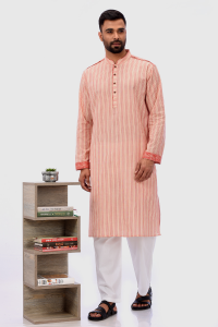 MEN'S COTTON PANJABI - YM-PNJ-231